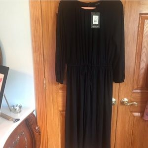 Who What Where Maxi Long Sleeve Dress